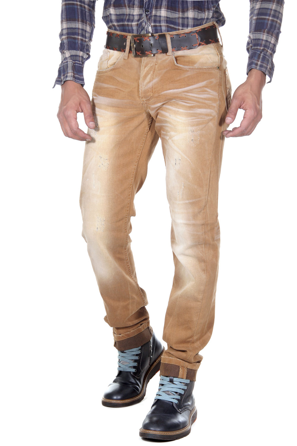 KINGZ jeans (stetch) slim fit at oboy.com