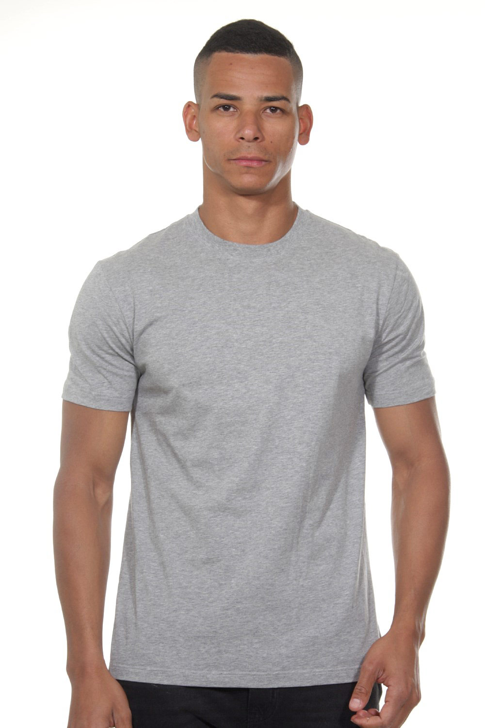 IMPETUS PURE COTTON T-shirt at oboy.com