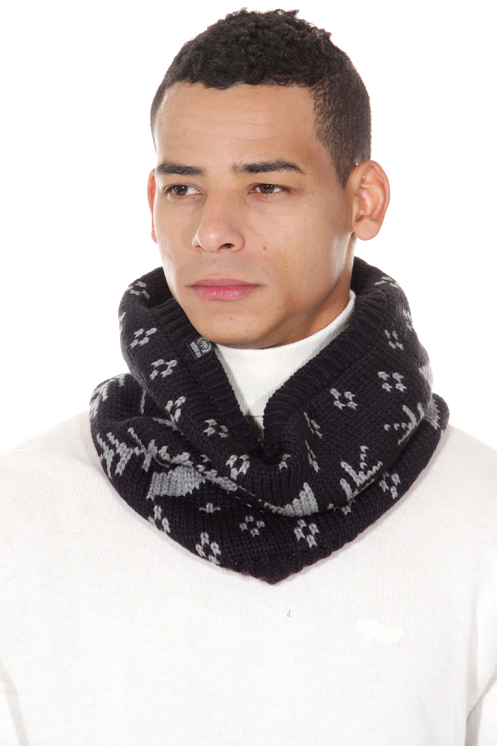 OBOY STREETWEAR loop scarf at oboy.com