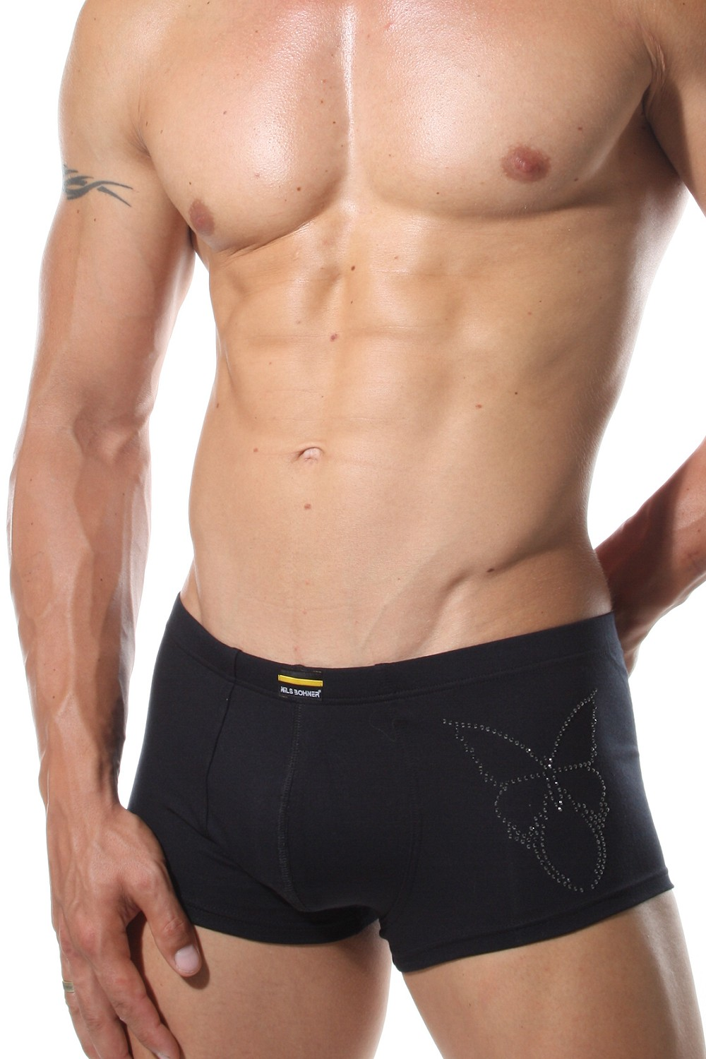 NILS BOHNER NB 514-1 fitted boxer at oboy.com