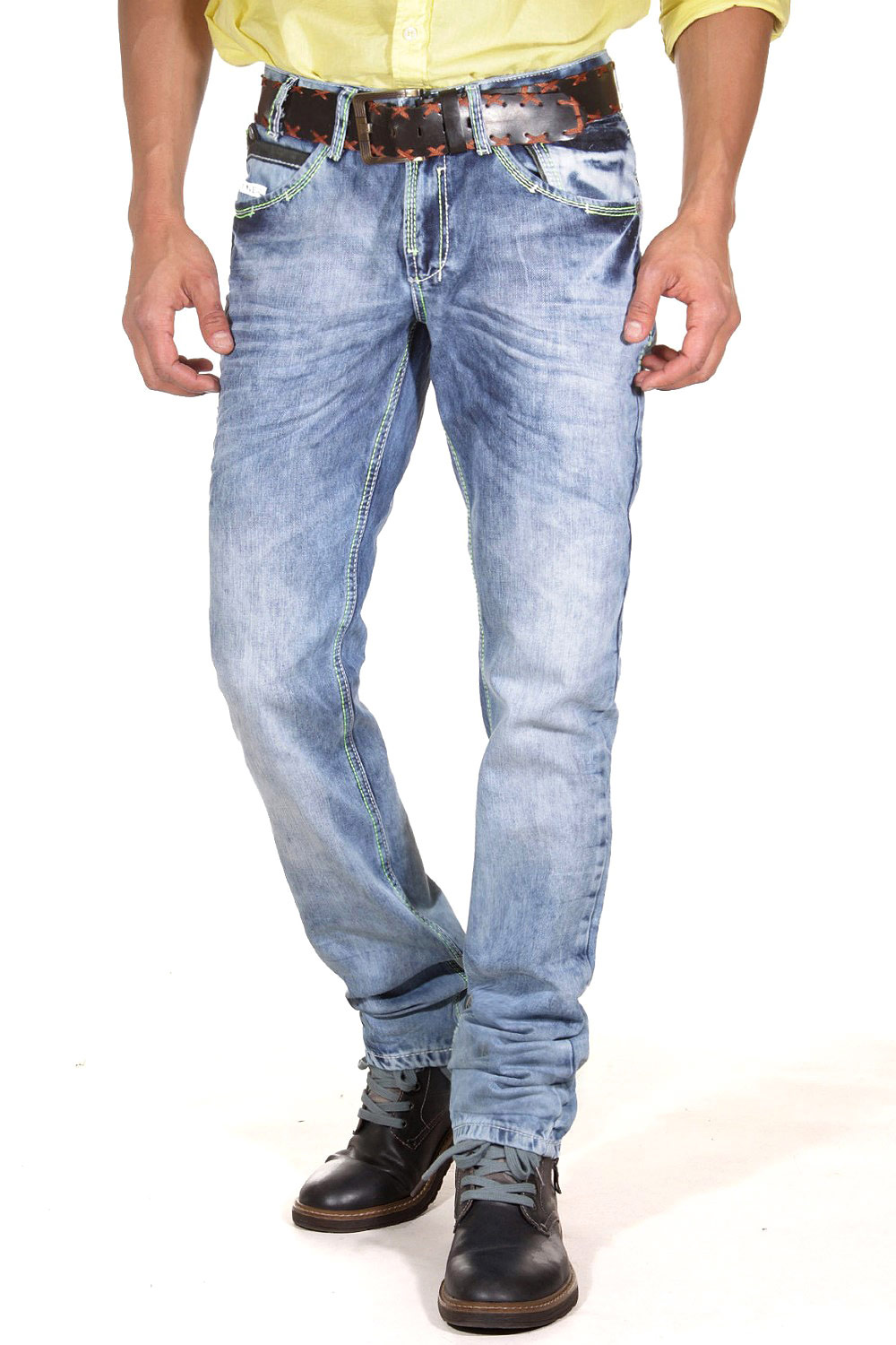 R-NEAL jeans slim fit at oboy.com
