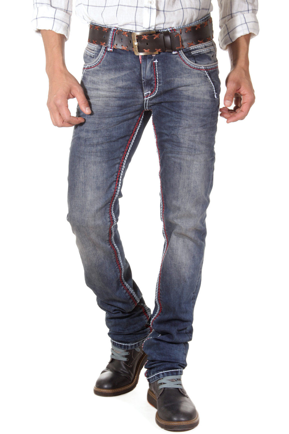 R-NEAL jeans regular fit at oboy.com