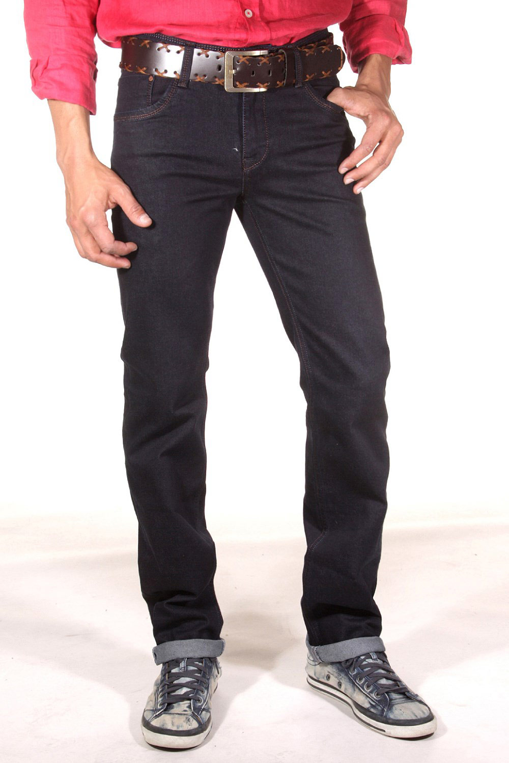 DIFFER stretch jeans slim fit at oboy.com