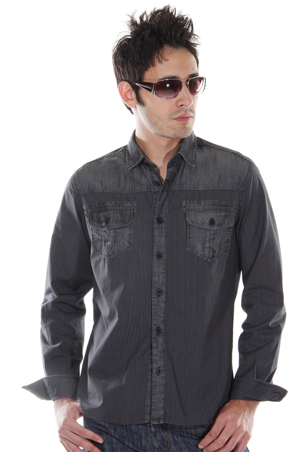 EXUMA long sleeve shirt at oboy.com