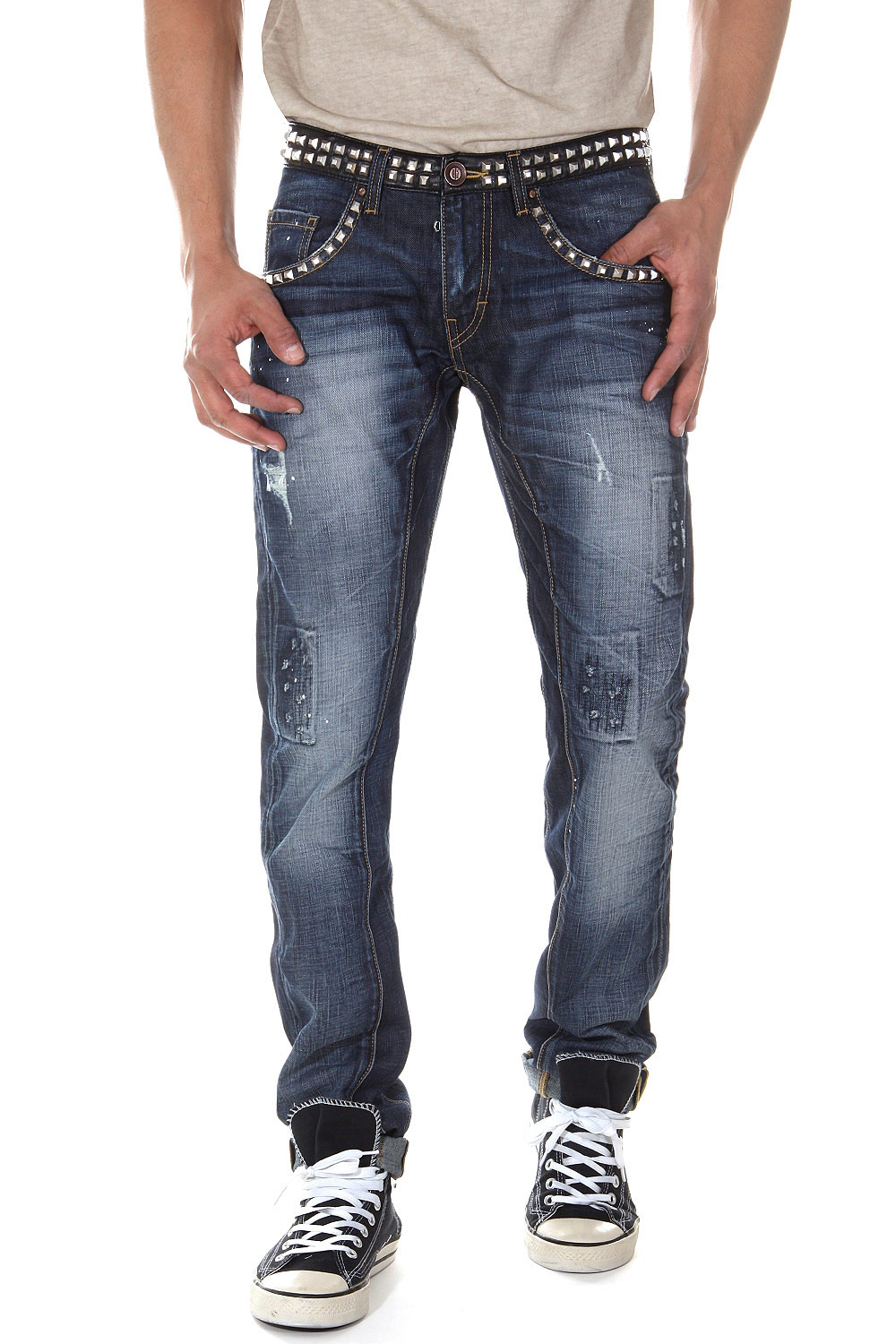 BRIGHT LIMITED EDITION hip jeans at oboy.com