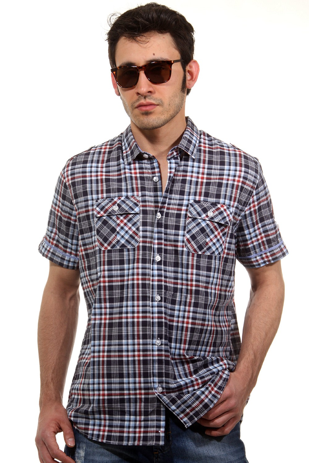 BLAST short sleeve shirt at oboy.com