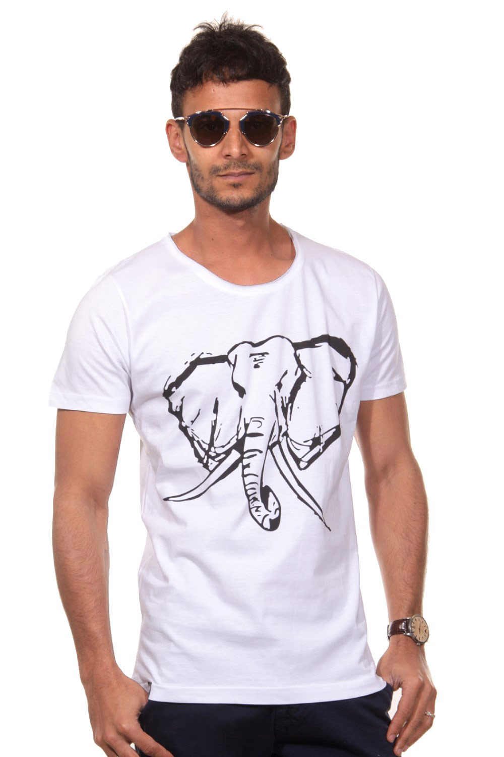 IVORY t-shirt at oboy.com