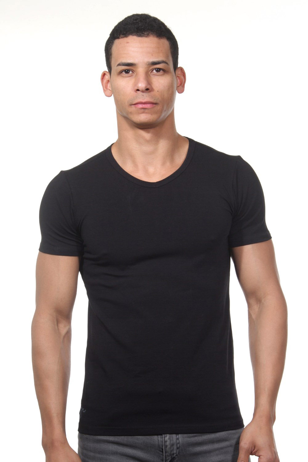 THE DON T-shirt V-neck at oboy.com