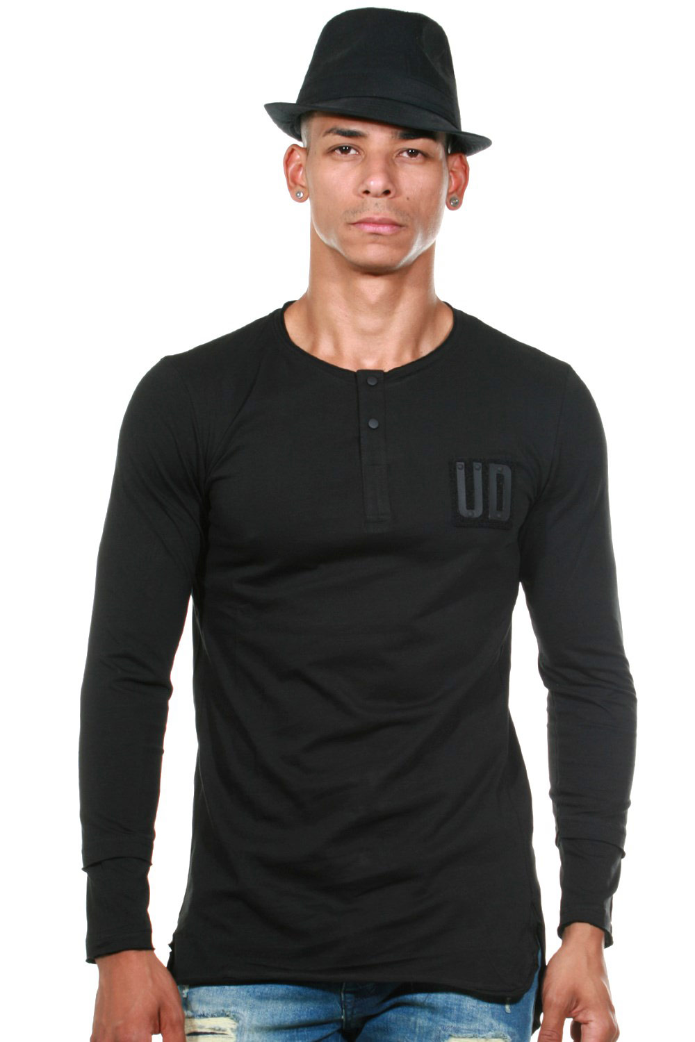 EX-PENT Henley long shirt at oboy.com