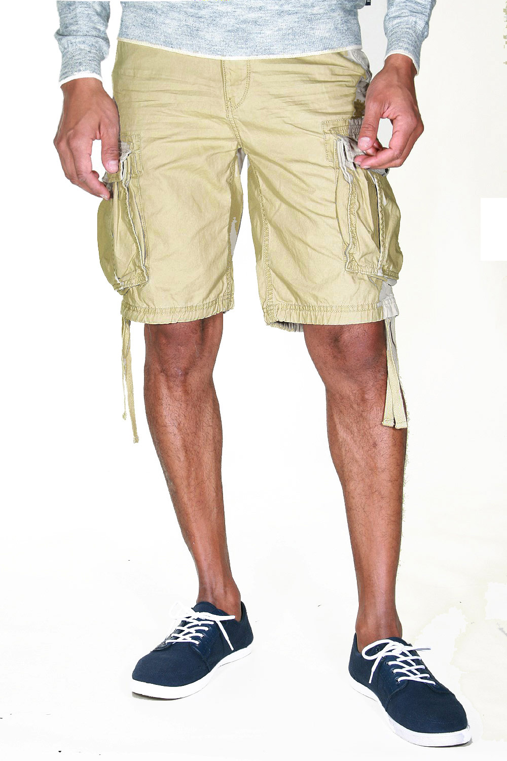 KAPORAL Cargo shorts at oboy.com