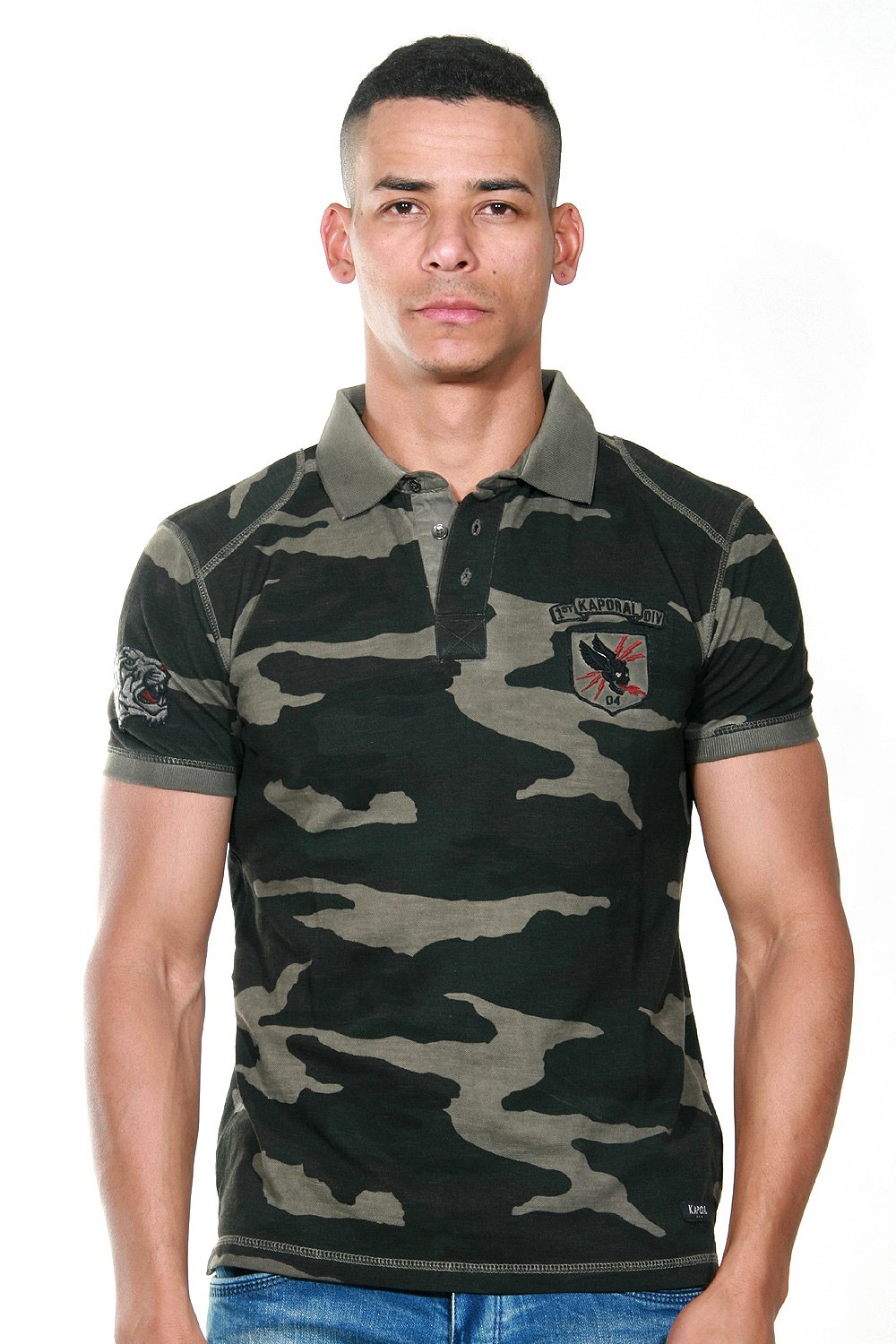 KAPORAL polo shirt at oboy.com