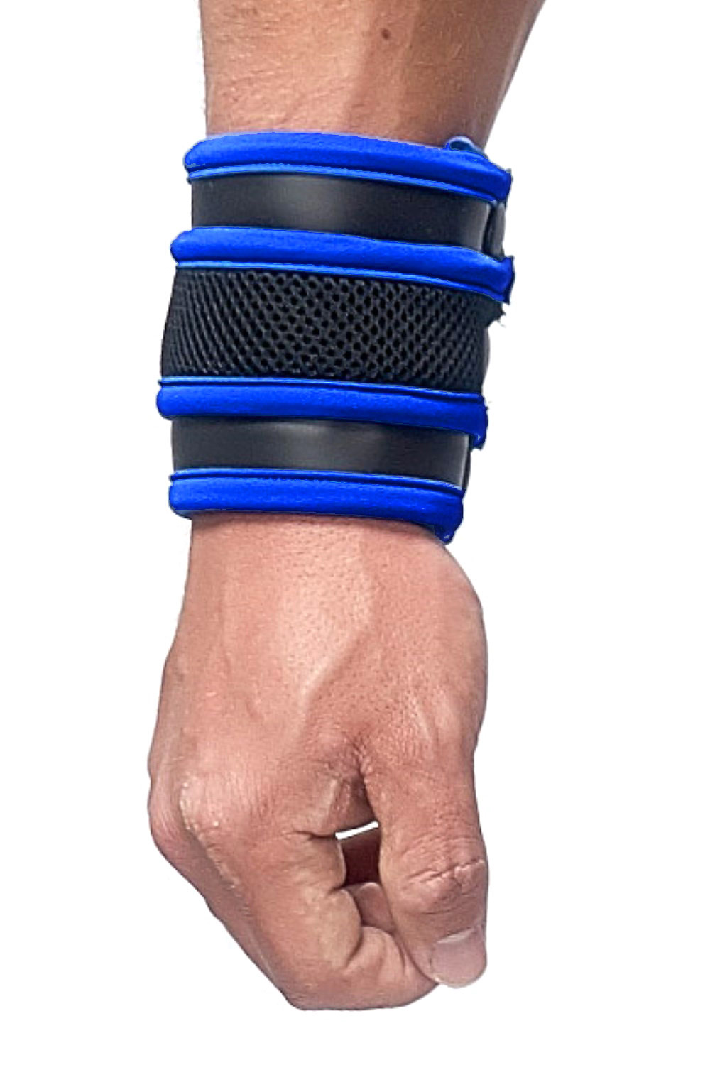 MISTER B Neoprene Wrist Wallet at oboy.com