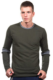 DIESEL WILLY long sleeve top at oboy.com