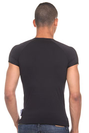 EROS VENEZIANI t-shirt r-neck slim fit at oboy.com