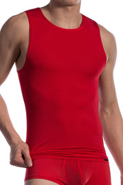 OLAF BENZ RED 1201 tanktop at oboy.com