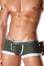 OBOY RIPP pushup fitted boxers RETRO pack of 2 at oboy.com
