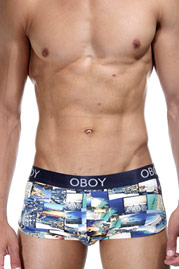 OBOY U89 sprinter trunks at oboy.com