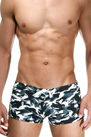 OBOY B42 beach trunks at oboy.com
