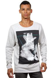 JACK & JONES sweater r-neck regular fit at oboy.com