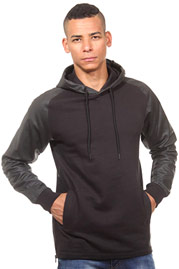 JACK & JONES hoodie slim fit at oboy.com