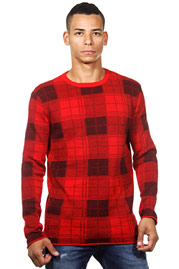 JACK & JONES jumper r-neck regular fit at oboy.com