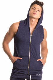 JOR FIGTHER Hoodie tank at oboy.com