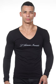 L´HOMME INVISIBLE T-shirt at oboy.com