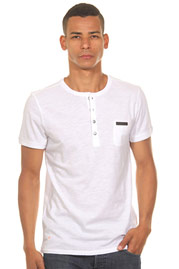 TOM TAILOR POLO TEAM henley t-shirt regular fit at oboy.com