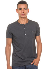 TOM TAILOR POLO TEAM henley t-shirt slim fit at oboy.com