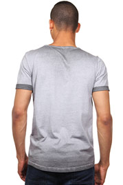 TOM TAILOR t-shirt r-neck slim fit at oboy.com