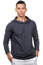 TOM TAILOR hoodie sweater slim fit at oboy.com