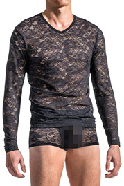 MANSTORE M 566 Long Sleeve at oboy.com