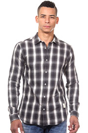 SCOTCH & SODA long sleeve shirt slim fit at oboy.com