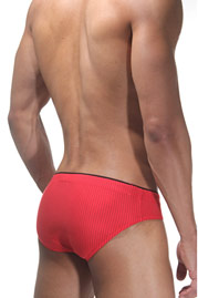BRUNO BANANI STRAIGHT LINE 1063 sport brief at oboy.com