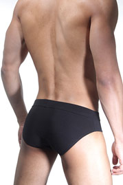 BRUNO BANANI COTTON SIMPLY 1299 sport brief 2 pieces at oboy.com
