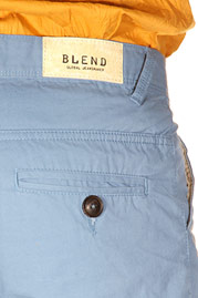BLEND chino shorts regular fit at oboy.com