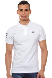 BLEND polo shirt slim fit at oboy.com
