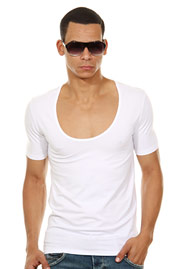 DOREANSE t-shirt r-neck at oboy.com