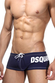 DSQUARED2 B084 beach trunks at oboy.com