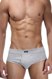 IMPETUS PURE COTTON brief at oboy.com