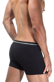IMPETUS COTTON STRETCH retro trunks at oboy.com