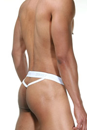 2(X)IST ESSENTIAL BOTTOMS thong pack of 3 at oboy.com