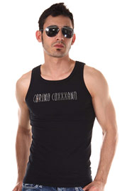 CORINO COXXXANO tank top at oboy.com