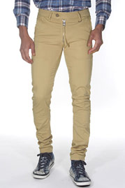 SIXTWOSIX Chino trousers at oboy.com