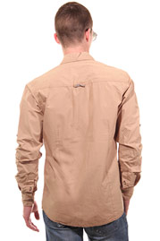 CAZADOR long sleeve shirt regular fit at oboy.com