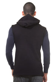 FIYASKO hoodie sweat vest at oboy.com