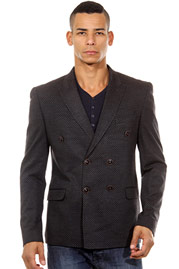 OPEN blazer slim fit at oboy.com
