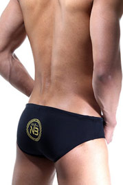 NILS BOHNER V.I.P. BEACH BASIC retro beach brief at oboy.com