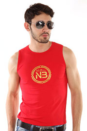 NILS BOHNER NB tank top at oboy.com