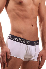 NILS BOHNER SILVER DRAGON fitted-boxer at oboy.com